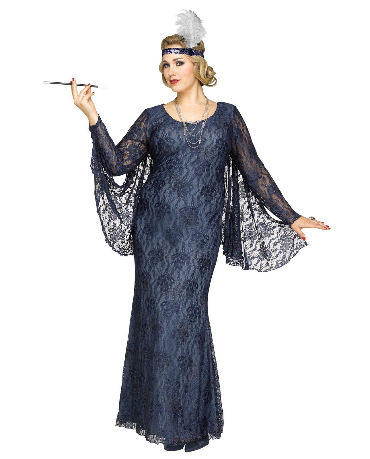 Roaring Beauty 1920s Flapper Gatsby Party Adult Women S
